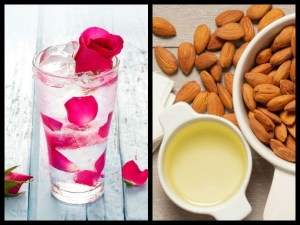 What Happens Your Skin When You Apply Almond Oil Rose Water